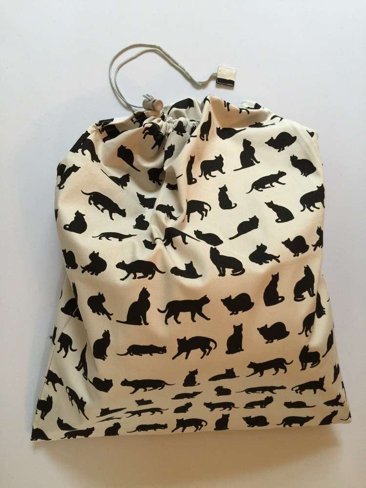 Large Bag - Cat design