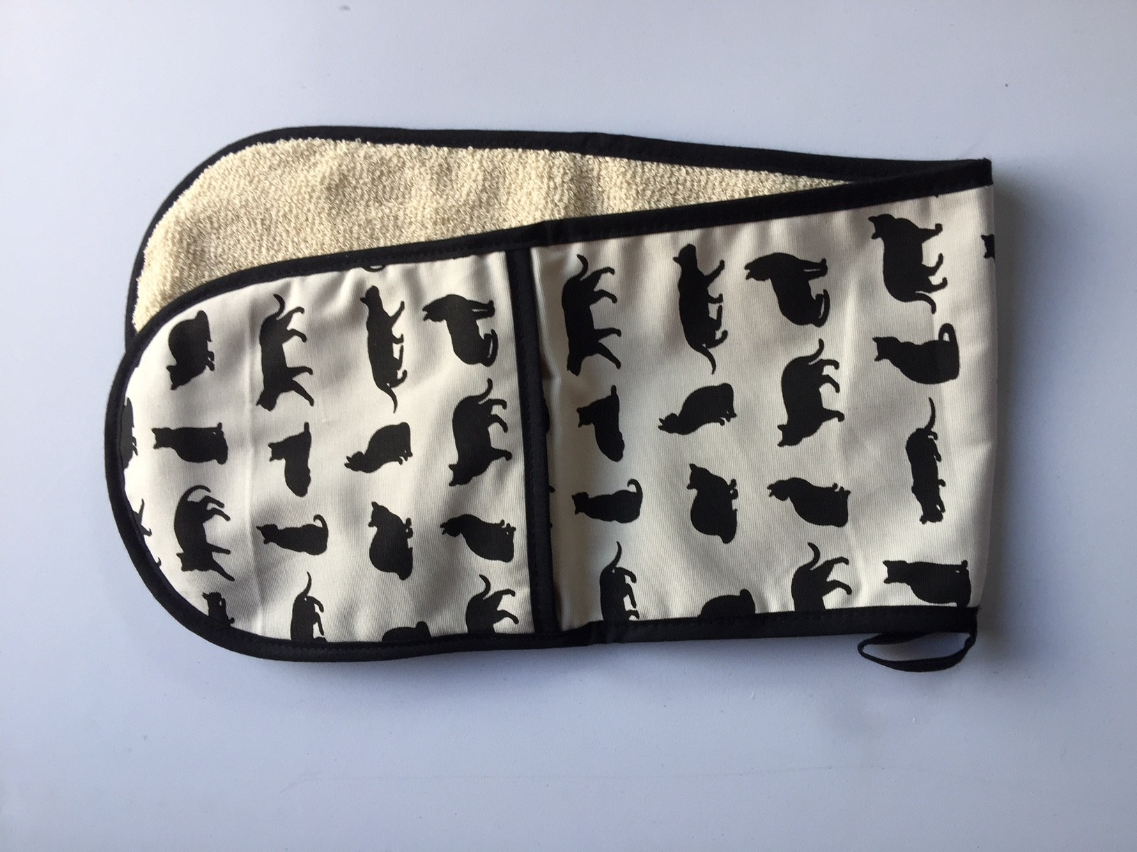 Cat Oven Glove