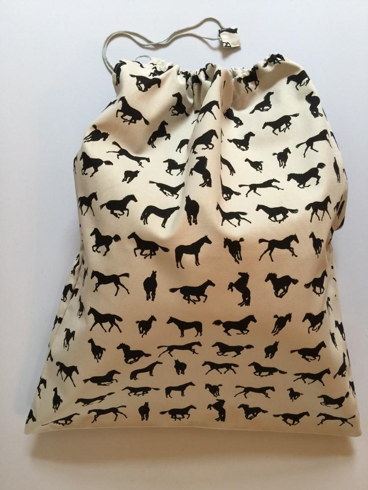 Large Bag - Horse design