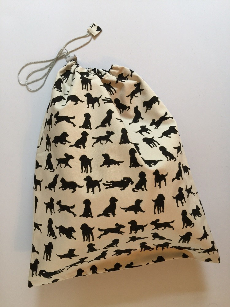 Large Bag - Spaniel design