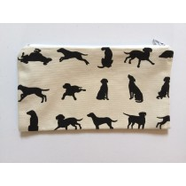 Small bag - Black Labrador design