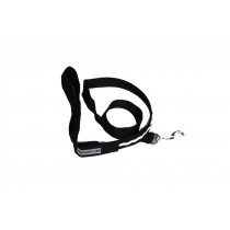 Flashing Dog Lead - Black
