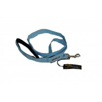 Flashing Dog Lead - Blue