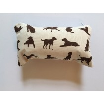 Small bag - Chocolate Labrador design