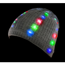 Reversible Flashing Beanie