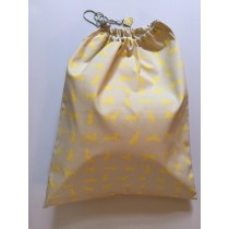 Large Bag - Yellow Labrador design