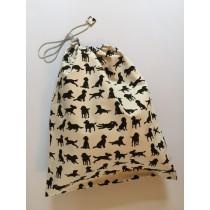 Large Bag - Spaniel design