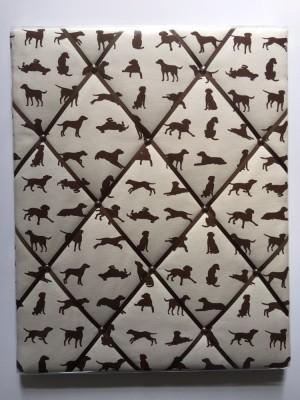 Chocolate Labrador Noticeboard